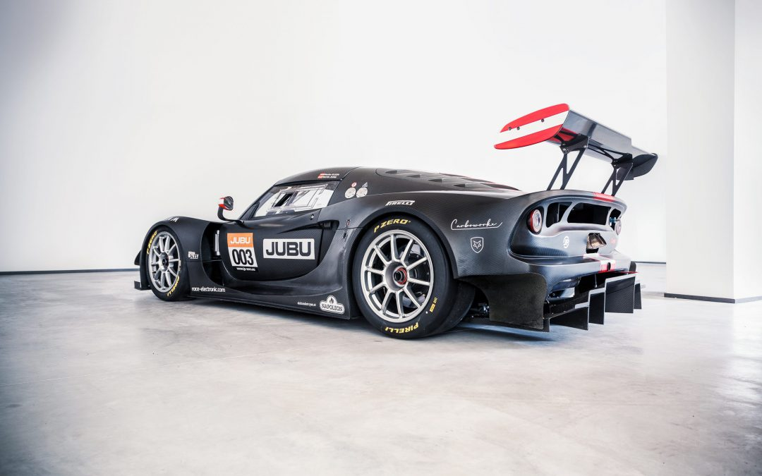 New Supercar from Austria – fully loaded with the spirit of Colin Chapman