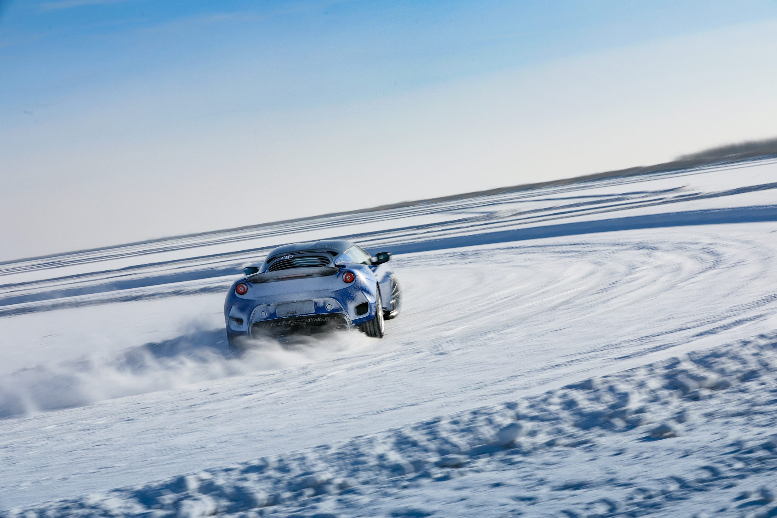 Lotus Winter Driving Academy