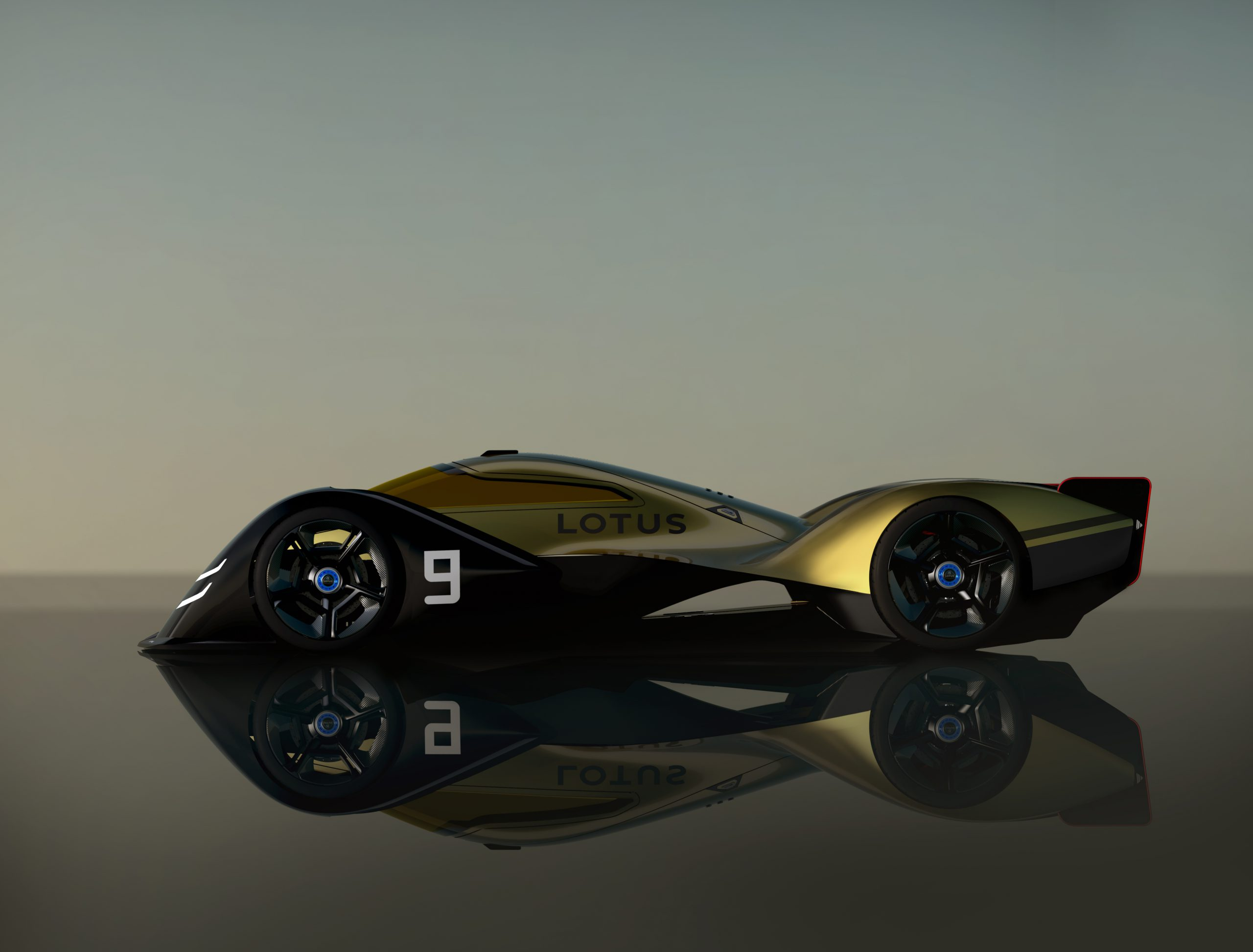 The Lotus E-R9: next-generation EV endurance racer showcases innovation in powertrains and aerodynamics