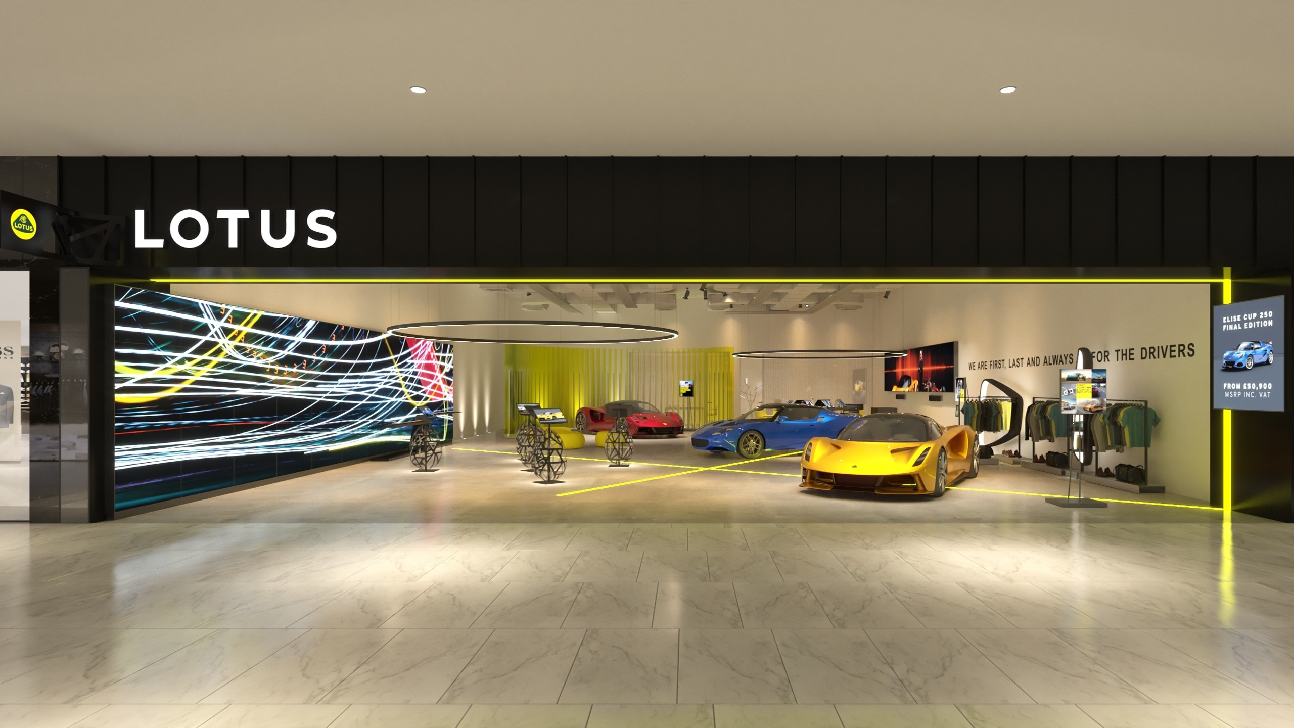 Lotus embraces omni-channel retail strategy