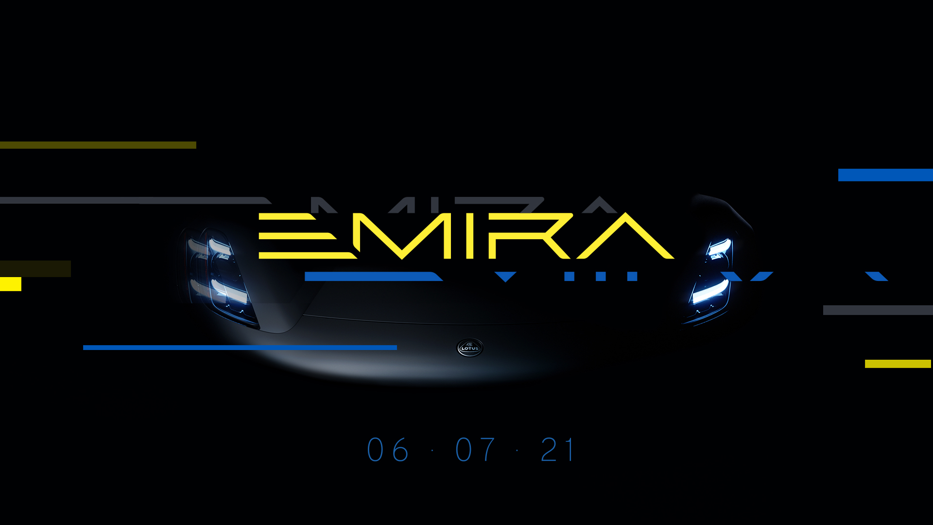 Lotus Type 131 – the all-new sports car is named EMIRA
