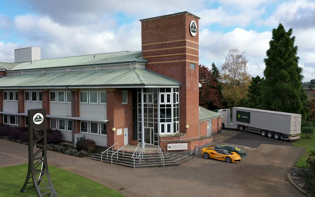 Lotus Engineering consultancy going from strength to strength