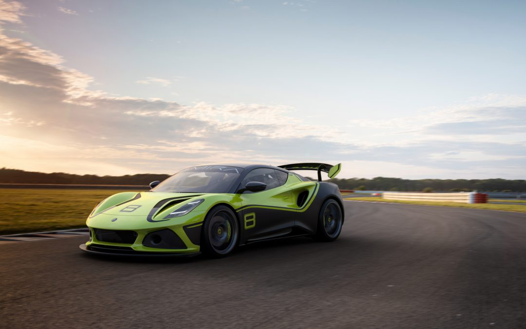 From the road to the racetrack: resurgent Lotus motorsport division expands global commitment with Emira GT4 race car